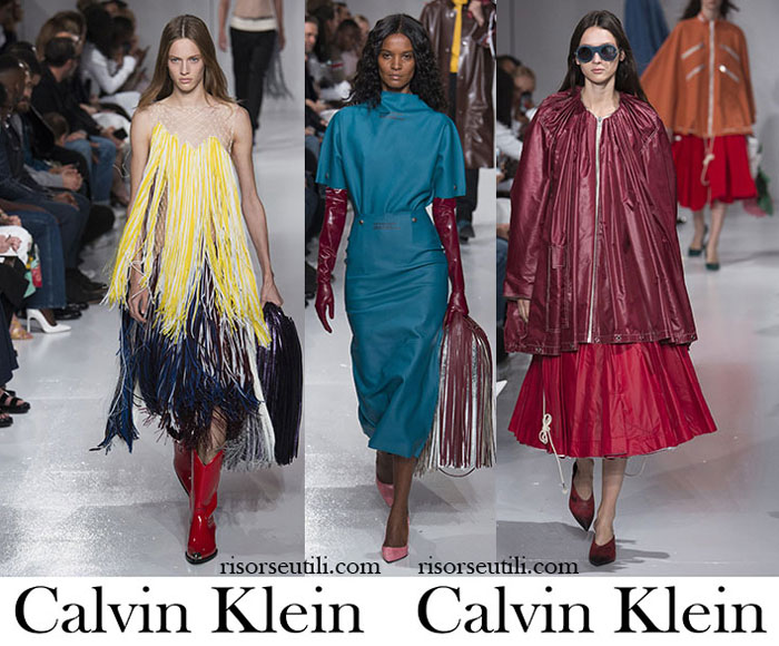 Clothing Calvin Klein Spring Summer For Women