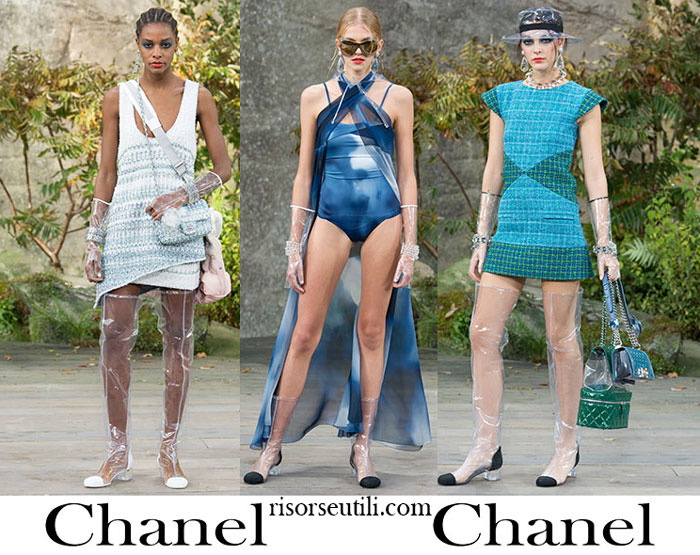 Clothing Chanel Spring Summer Lifestyle For Women