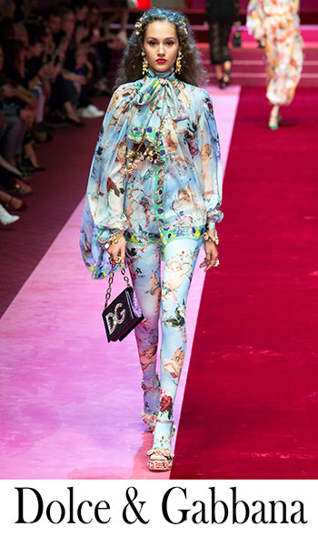 Clothing Dolce Gabbana Spring Summer 2018 For Women
