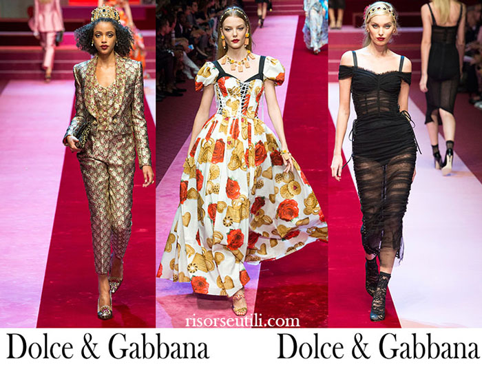 Clothing Dolce Gabbana Spring Summer For Women