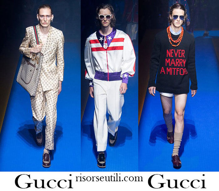 Clothing Gucci Spring Summer Brand For Men