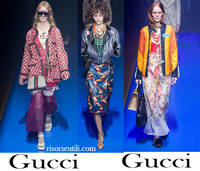 Clothing Gucci Spring Summer Lifestyle For Women