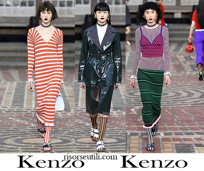 Clothing Kenzo Spring Summer Fashion For Women