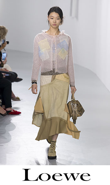 Clothing Loewe Spring Summer 2018 For Women