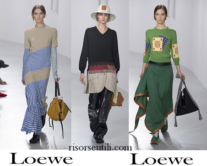 Clothing Loewe Spring Summer For Women