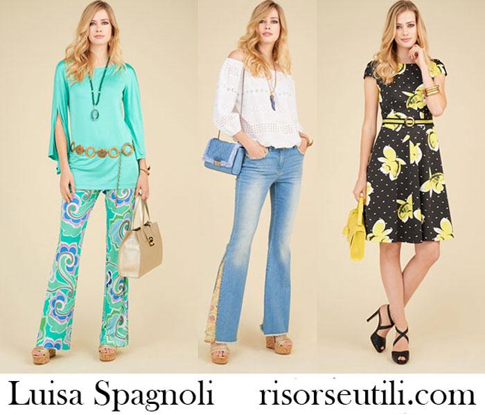 Clothing Luisa Spagnoli Spring Summer For Women