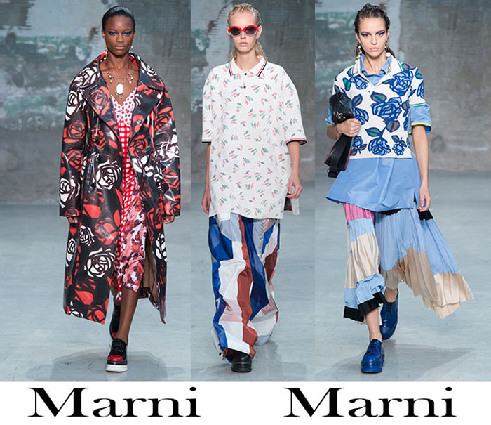 Clothing Marni Spring Summer Fashion For Women