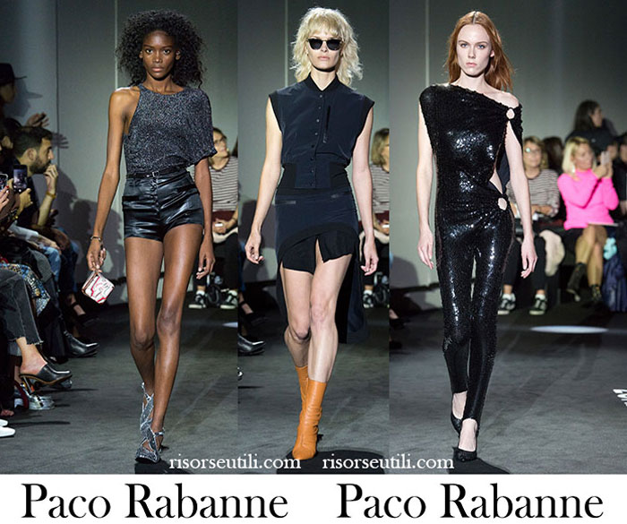 Clothing Paco Rabanne Spring Summer For Women