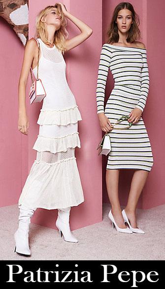 Clothing Patrizia Pepe For Women Spring Summer