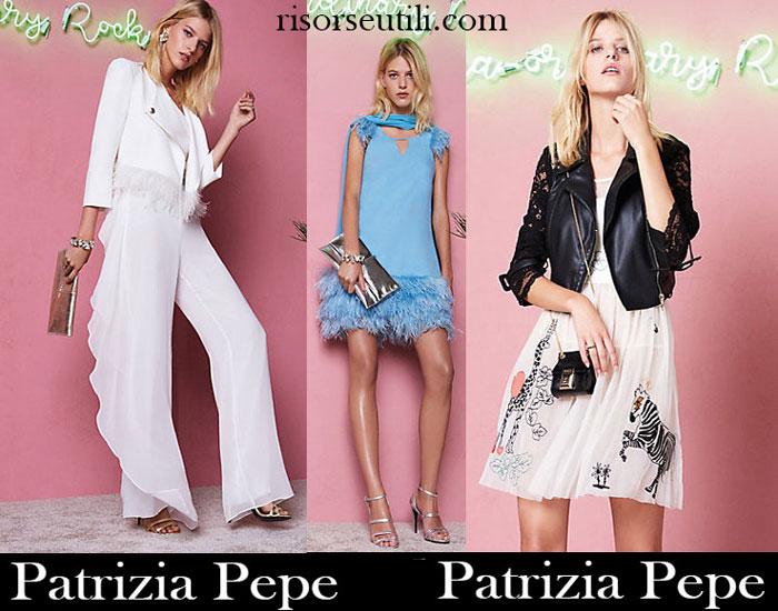 Clothing Patrizia Pepe Spring Summer For Women