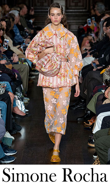 Clothing Simone Rocha Spring Summer 2018 For Women