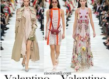 Clothing Valentino spring summer 2018 lifestyle for women.