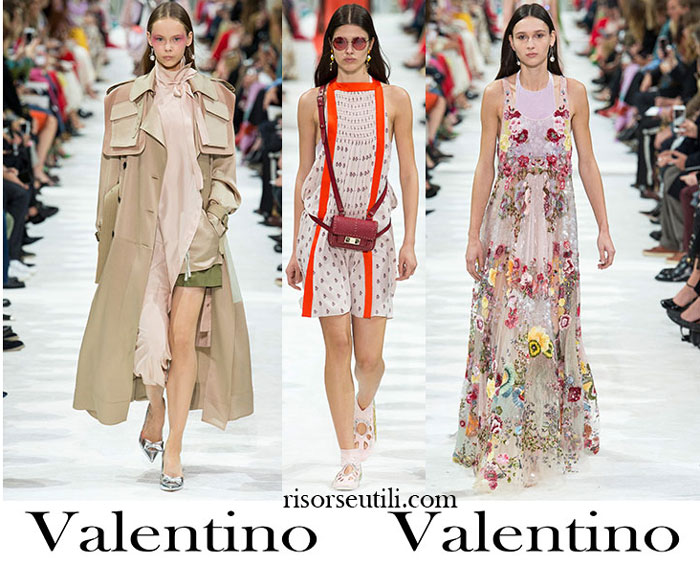 Clothing Valentino Spring Summer Lifestyle For Women