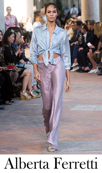 Fashion Trends Alberta Ferretti 2018 Clothing For Women