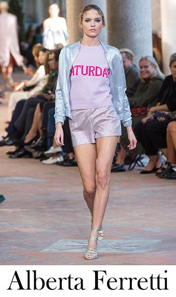 Fashion Trends Alberta Ferretti Spring Summer 2018