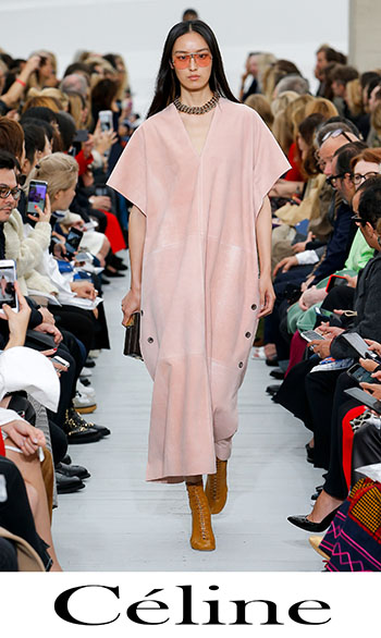 Fashion Trends Céline 2018 Clothing For Women