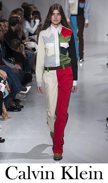 Fashion Trends Calvin Klein 2018 Clothing Women