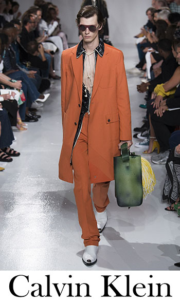 Fashion Trends Calvin Klein Spring Summer 2018