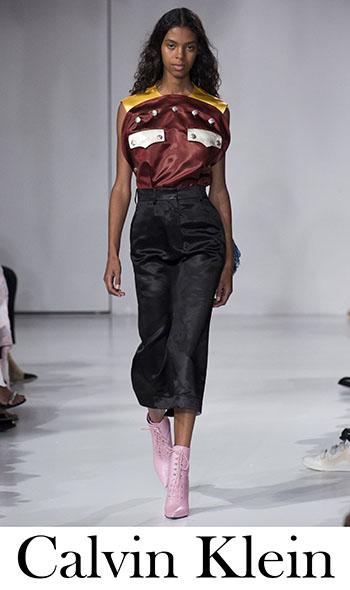Fashion Trends Calvin Klein Spring Summer 2018