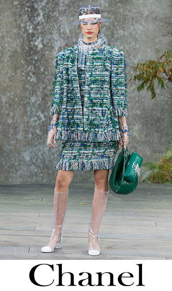 Fashion Trends Chanel Spring Summer 2018