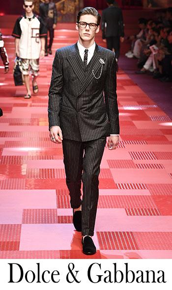 Fashion Trends Dolce Gabbana Spring Summer 2018