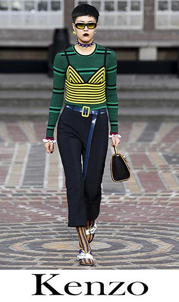Fashion Trends Kenzo 2018 Clothing For Women