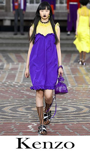 Fashion Trends Kenzo Spring Summer 2018
