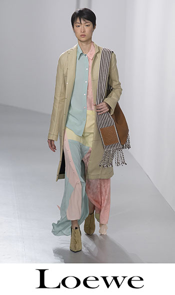 Fashion Trends Loewe Spring Summer 2018