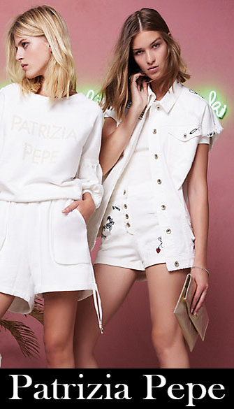 Fashion Trends Patrizia Pepe 2018 Clothing For Women