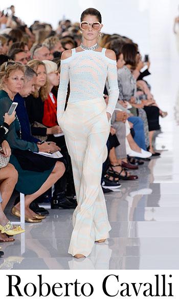 Fashion Trends Roberto Cavalli 2018 Clothing For Women