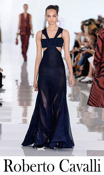 Fashion Trends Roberto Cavalli Spring Summer 2018