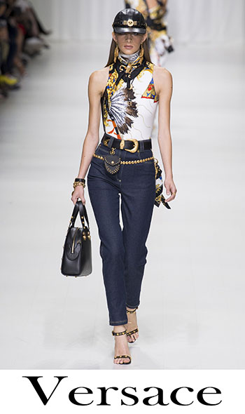 Fashion Trends Versace 2018 Clothing For Women