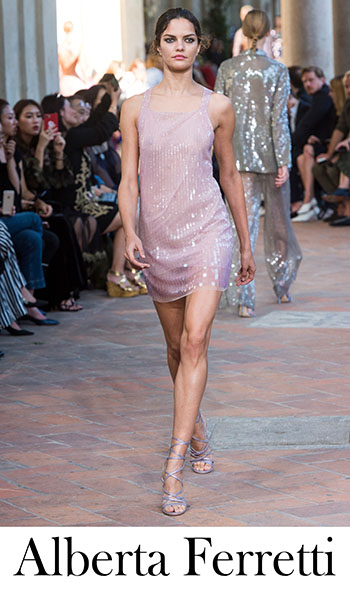 New Arrivals Alberta Ferretti 2018 Clothing For Women