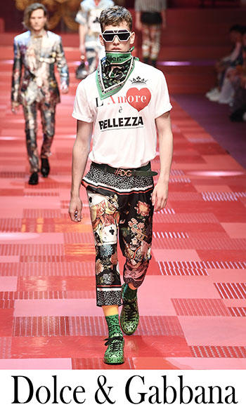New Arrivals Dolce Gabbana 2018 Clothing For Men