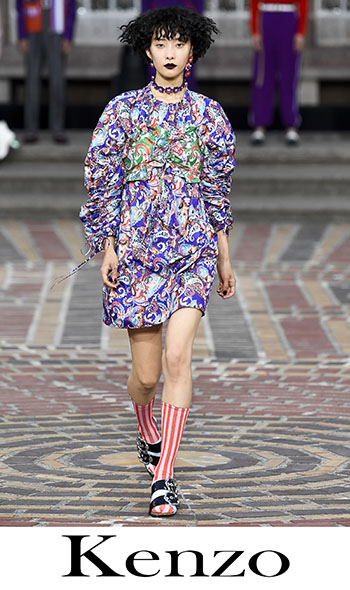 New Arrivals Kenzo 2018 Clothing For Women