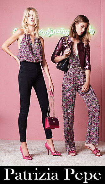 New Arrivals Patrizia Pepe 2018 Clothing For Women