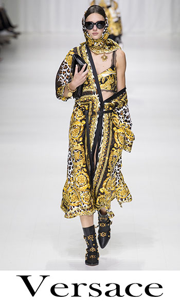 New Arrivals Versace 2018 Clothing For Women