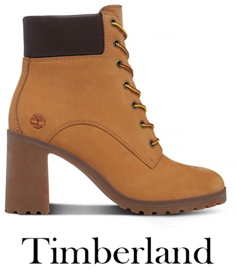 Shoes Timberland Fall Winter 2017 2018 For Women 8