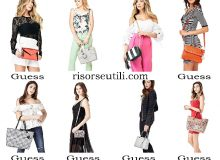 Bags Guess spring summer 2018 new arrivals for women