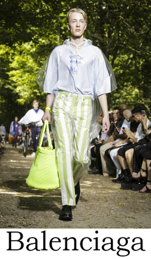 Balenciaga Spring Summer 2018 For Men