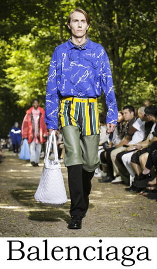 Brand Balenciaga For Men Spring Summer