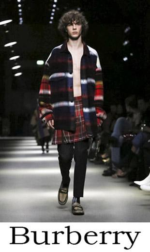 Brand Burberry For Men Fall Winter