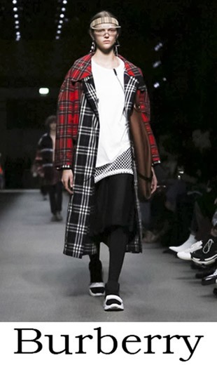 Brand Burberry For Women Fashion Clothing 2018 2019