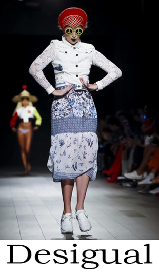 Brand Desigual For Women Spring Summer