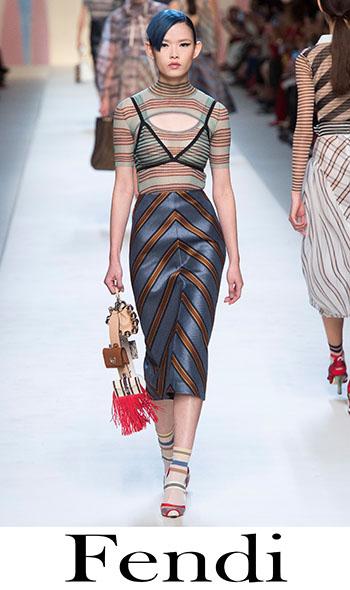 Brand Fendi For Women Spring Summer