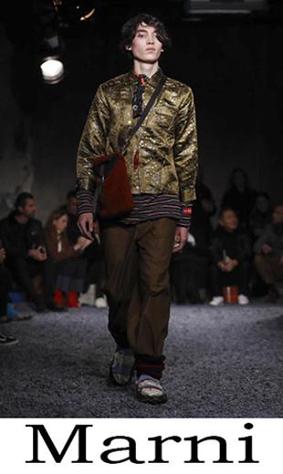 Brand Marni For Men Fashion Clothing 2018 2019