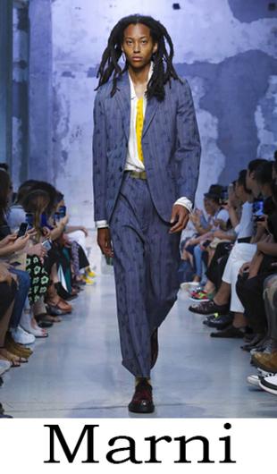Brand Marni For Men Fashion Clothing 2018