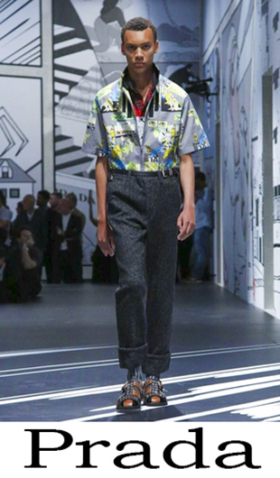 Brand Prada For Men Spring Summer