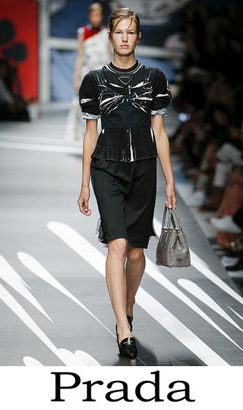 Brand Prada For Women Spring Summer