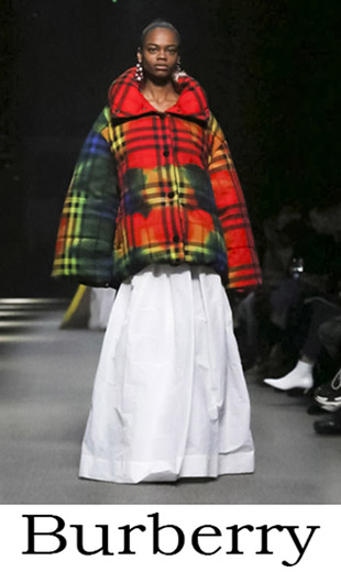 Burberry Fall Winter 2018 2019 Clothing For Women